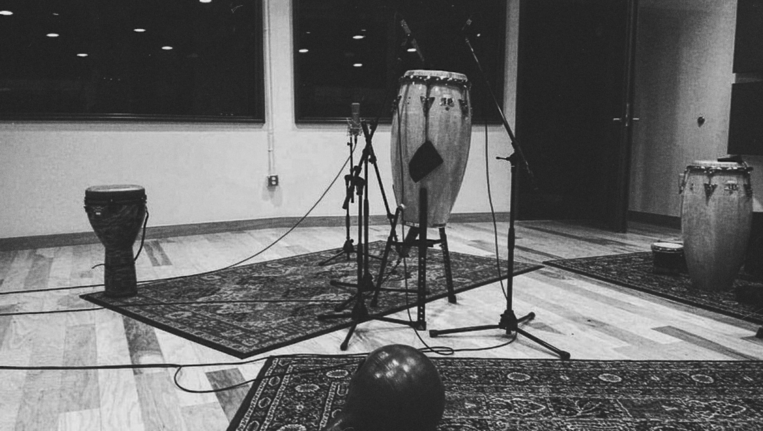 Hunter's Percussion – World